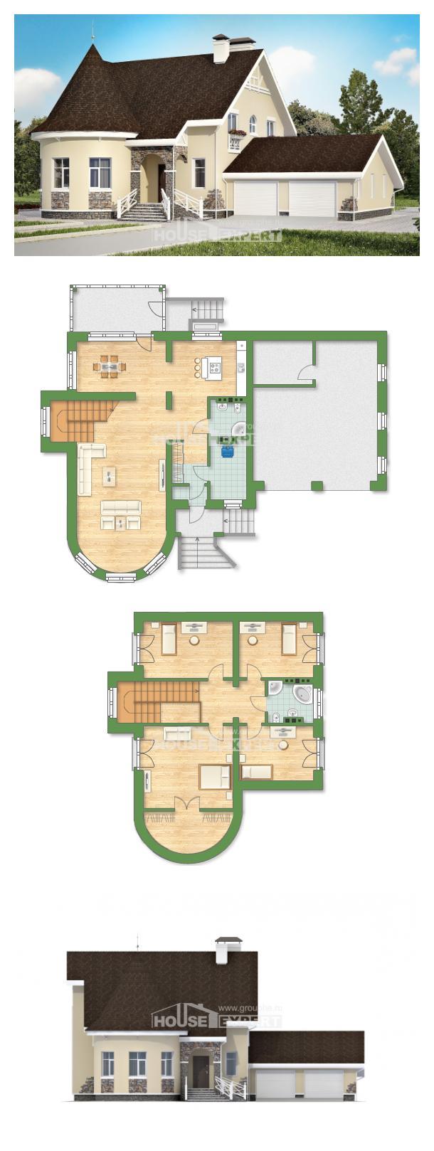 Проект дома 275-001-Л | House Expert